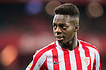 Inaki Williams Arthuer of Athletic Club looks on during their Copa del Rey Round of 16 first leg match between Athletic Club and FC Barcelona at San Mames Stadium on 05 January 2017 in Bilbao, Spain. Photo by Victor Fraile / Power Sport Images