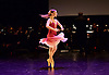 English National Ballet <br /> Emerging Dancer 2015 <br /> at Queen Elizabeth Hall, Southbank, London, Great Britain <br /> 23rd March 2015 <br /> <br /> Katja Khaniukova in Continuance<br /> <br /> <br /> <br /> <br /> Photograph by Elliott Franks <br /> Image licensed to Elliott Franks Photography Services
