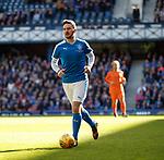 24.3.2018: Rangers legends match:<br /> Barry Ferguson