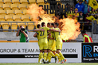 20200111 A League - Wellington Phoenix v Western Sydney Wanderers FC