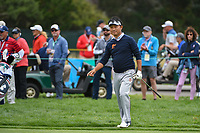 Kodai Ichihara (JPN) after pitching up tight on 2 during round 1 of the 2019 US Open, Pebble Beach Golf Links, Monterrey, California, USA. 6/13/2019.<br /> Picture: Golffile | Ken Murray<br /> <br /> All photo usage must carry mandatory copyright credit (© Golffile | Ken Murray)
