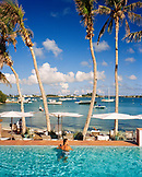 BERMUDA, Cambridge Resort, swimming pool of resort with Cambridge Beach