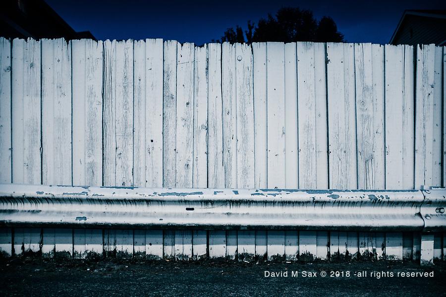 9.13.17 - White Fence...