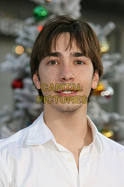 "JUSTIN LONG.""Fred Claus"" Los Angeles Premiere held at Grauman's Chinese Theatre, Hollywood, California, USA..November 3rd, 2007.headshot portrait stubble facial hair .CAP/ADM/RE.©Russ Elliot/AdMedia/Capital Pictures."