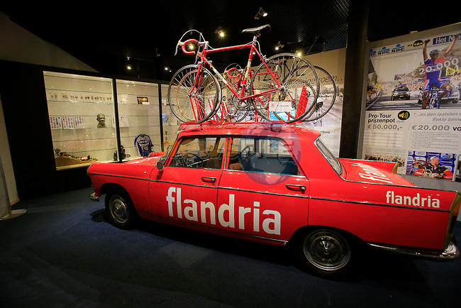 The Tour of Flanders Centre in Oudenaarde, Belgium, 21st March 2013 (Photo by Eoin Clarke 2013)