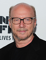 NEW YORK, NY - October 5 : Paul Haggis attends 55th New York Film Festival screening of 'Spielberg' at Alice Tully Hall on October 5, 2017 in New York City. <br /> CAP/MPI/JP<br /> &copy;JP/MPI/Capital Pictures