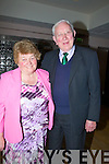 Joan and Florry  Cantillon Maulin Ballyheigue on their 50th wedding anniversary and Florry's 80th Birthday in Ballyroe Heights Hotel Tralee on Saturday night................. . ............................... ..........