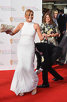 Michelle Collins<br /> at the 2016 BAFTA TV Awards, Royal Festival Hall, London<br /> <br /> <br /> &copy;Ash Knotek  D3115 8/05/2016