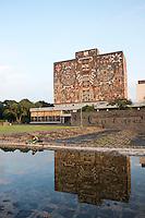 UNAM Ciudad Universitaria.  Mexico City, Mexico.