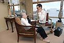 Dr. Mark Berenson makes a housecall to Dot Shushan
