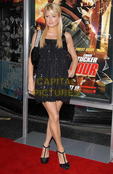 Paris Hilton attends The Rush Hour 3 Premiere held at The Grauman's Chinese Theatre  in Hollywood, California on July 30,2007                                                                                            Copyright 2007 Debbie VanStory