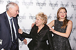 Garry Marshall, Bette Midler and Sophie von Haselberg attends the Off-Broadway opening Night Performance After Party for 'Billy & Ray' at the Vineyard Theatre on October 20, 2014 in New York City.