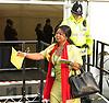 Labour Party Conference <br /> at Manchester Central, Manchester, Great Britain <br /> 23rd September 2014 <br /> <br /> <br /> Delegates arriving <br /> <br /> <br /> Photograph by Elliott Franks <br /> Image licensed to Elliott Franks Photography Services