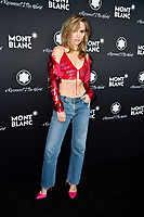 Suki Waterhouse beim Montblanc Travel & the Arts Events vor dem Gallery Weekend im Metropoltheater. Berlin, 24.04.2019