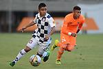 Envigado venció como local 3-1 a Boyacá Chicó. Partido aplazado de la fecha 15 LIga Águila II-2016.