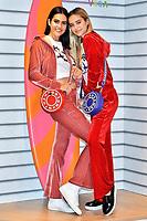 Amelia Hamlin und Delilah Hamlin beim 'Samantha Vega Millennial Sisters Talk Event' im Samantha Thavasa Omotesanodo Gates Pop-up Digital Store. Tokio, 26.07.2017