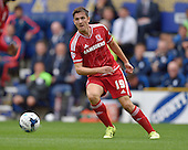 09/08/2015 Sky Bet League Championship Preston North End v Middlesbrough <br /> Stewart Downing, Middlesbrough FC