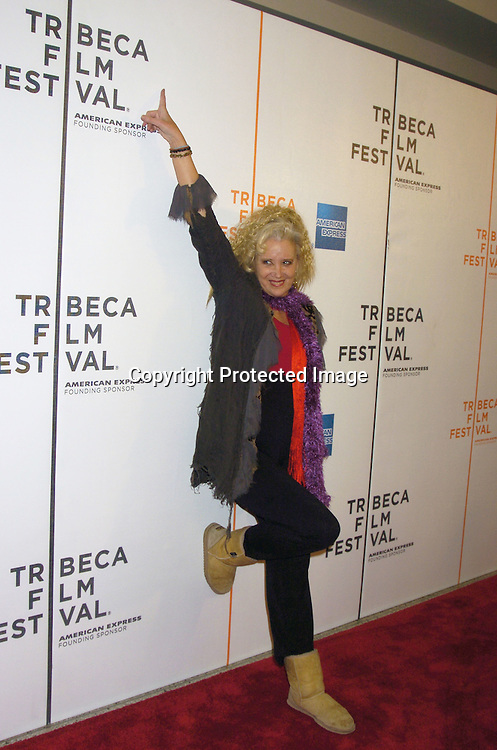 "Sally Kirkland..at The North American Premiere of ""Transamerica"" ..at The Tribeca Film Festival on April 24, 2005 at ..Stuyvesant High School Auditorium. William H Macy produced the film and his wife Felicity Huffman is the star. ..Photo by Robin Platzer, Twin Images"