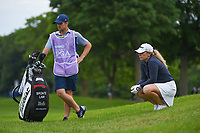 Bronte Law (ENG) looks over her short chip on 12 during the round 1 of the KPMG Women's PGA Championship, Hazeltine National, Chaska, Minnesota, USA. 6/20/2019.<br /> Picture: Golffile | Ken Murray<br /> <br /> <br /> All photo usage must carry mandatory copyright credit (© Golffile | Ken Murray)