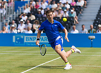 STEFAN KOZLOV (USA)<br /> <br /> TENNIS - AEGON CHAMPIONSHIPS - QUEEN'S CLUB - ATP - 500 - BARON'S COURT, LONDON, GB - 2017  <br /> <br /> <br /> &copy; TENNIS PHOTO NETWORK