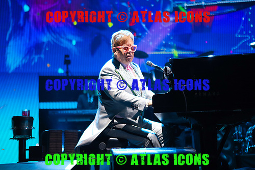 ELTON JOHN, LIVE, 2018, PAUL JENDRASIAK