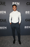 BEVERLY HILLS, CA - AUGUST 4: Tunji Kasim, at The CW's Summer TCA All-Star Party at The Beverly Hilton Hotel in Beverly Hills, California on August 4, 2019. <br /> CAP/MPI/FS<br /> ©FS/MPI/Capital Pictures