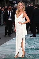 Kimberley Garner arriving for the UK Premiere or Noah, at Odeon Leicester Square, London. 31/03/2014 Picture by: Alexandra Glen / Featureflash