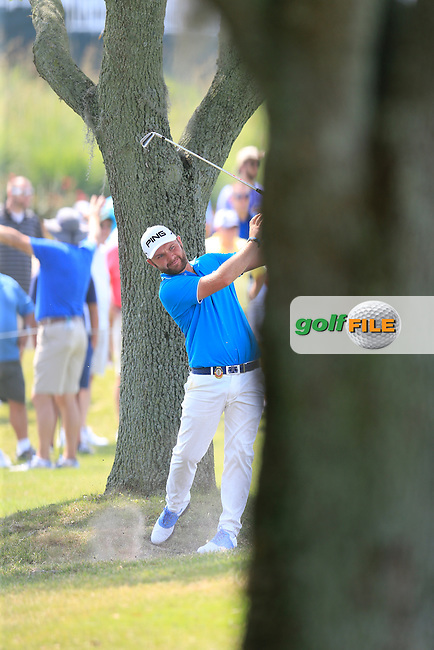 Andy Sullivan (ENG) during round 2 of the Players, TPC Sawgrass, Championship Way, Ponte Vedra Beach, FL 32082, USA. 13/05/2016.<br /> Picture: Golffile | Fran Caffrey<br /> <br /> <br /> All photo usage must carry mandatory copyright credit (&copy; Golffile | Fran Caffrey)
