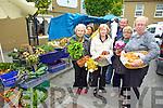 Celebrating ten years of the Abbeyfeale Farmers Market were: Anna Costello, Helga Henn, Bridie Collins, John Nolan, Josephine Quinlan and Marion Harnett.
