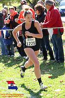Owensville sophomore Hannah Baehr 2nd.