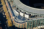 Aerial view of Seattle's Safeco Field