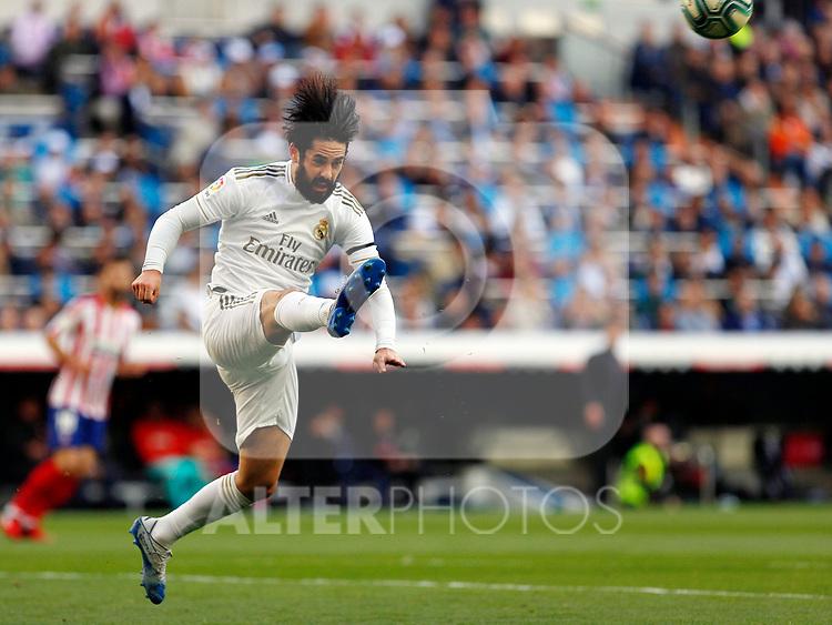 Real Madrid CF's Isco Alarcon during La Liga match. Feb 01, 2020. (ALTERPHOTOS/Manu R.B.)