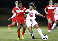 BOYDS, MARYLAND - April 06, 2013:  of The Washington Spirit of the University of Virginia women's soccer team in a NWSL (National Women's Soccer League) pre season exhibition game at Maryland Soccerplex in Boyds, Maryland on April 06. Virginia won 6-3.