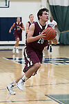 Round Rock at McNeil Men's Basketball - January 7, 2014