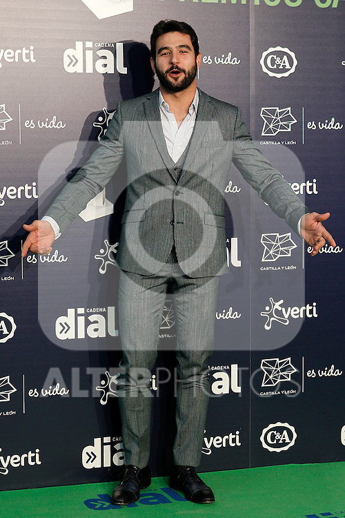 Spanish actor Antonio Velazquez during the Cadena Dial Awards 2014. March 7, 2014. (ALTERPHOTOS/Acero)