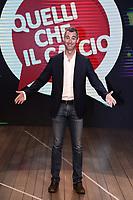 Milano 06/09/2017 - photocall trasmissione Tv Quelli che il calcio / foto Daniele Buffa/Image/Insidefoto <br /> nella foto: Paolo Kessisoglu