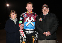 Lakeside Hammers Open Evening 23-Mar-2012
