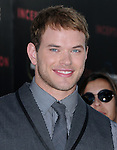 Kellan Lutz at the Warner Bros. Premiere of Inception held at The Grauman's Chinese Theatre in Hollywood, California on July 13,2010                                                                               © 2010 Debbie VanStory / Hollywood Press Agency