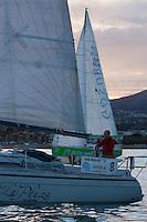 Limbo .XXIII Edición de la Regata de Invierno 200 millas a 2 - 6 al 8 de Marzo de 2009, Club Náutico de Altea, Altea, Alicante, España
