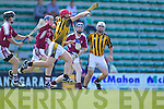 Eoin Egan 7 Abbeydorney v Causeway in the Round Two Senior Hurling County Chamionship at Austin Stack Park in Tralee.