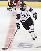 Andrew Buote (Union - 14) - The University of Minnesota-Duluth Bulldogs defeated the Union College Dutchmen 2-0 in their NCAA East Regional Semi-Final on Friday, March 25, 2011, at Webster Bank Arena at Harbor Yard in Bridgeport, Connecticut.