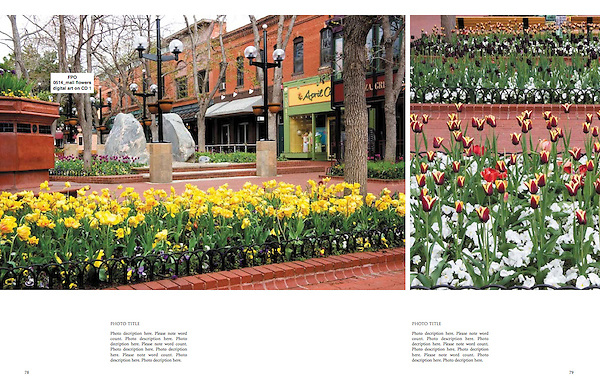 """From: """"Boulder, Colorado: A Photographic Portrait"""" by John Kieffer. <br /> Private guided tours of Boulder."""