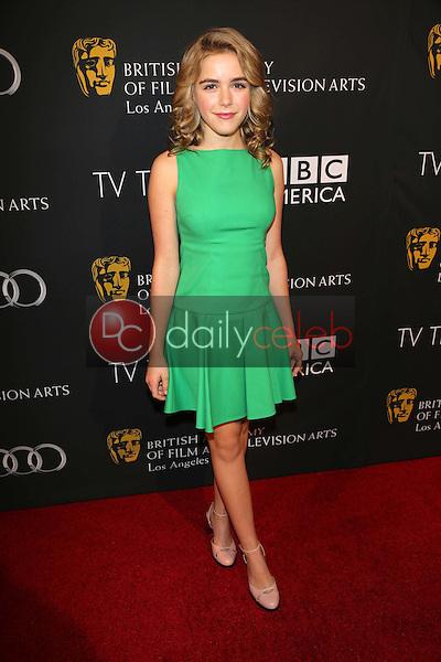 Kiernan Shipka<br /> at the BAFTA Los Angeles TV Tea 2013, SLS Hotel, Beverly Hills, CA 09-21-13<br /> David Edwards/Dailyceleb.com 818-249-4998