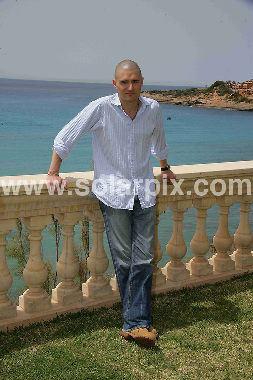 **ALL ROUND PICTURES FROM SOLARPIX.COM**.**WORLDWIDE SYNDICATION RIGHTS**.Tom Chambers pictured relaxing in Mallorca, Spain earlier this year...JOB REF: 7488 WUN        DATE: 03_05_2008.**MUST CREDIT SOLARPIX.COM OR DOUBLE FEE WILL BE CHARGED* *UNDER NO CIRCUMSTANCES IS THIS IMAGE TO BE REPRODUCED FOR ANY ONLINE EDITION WITHOUT PRIOR PERMISSION*