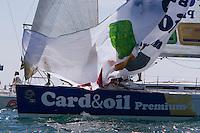 ESP7888  .CARD & OIL CCM  .CARD & OIL  .R.C.M. PUERTO S  .GRAND SOLEIL 37 B .II Campeonato del Mundo de Vela IMS670 - Agosto 2006 - Real Club Náutico de El Puerto de Santa María