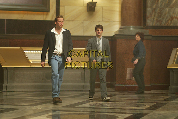 NICOLAS CAGE & JUSTIN BARTHA.in National Treasure.Filmstill - Editorial Use Only.CAP/AWFF.supplied by Capital Pictures.