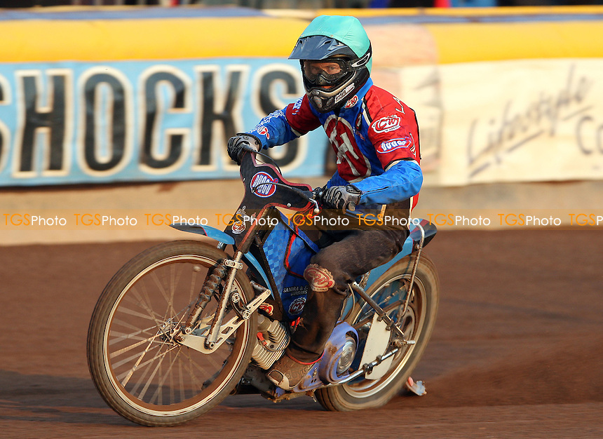 Leigh Lanham of Lakeside - Eastbourne Eagles vs Lakeside Hammers at Arlington Stadium, Eastbourne - 16/06/08 - MANDATORY CREDIT: Rob Newell/TGSPHOTO