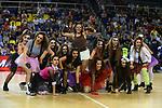 League ACB-ENDESA 2017/2018 - Game: 6.<br /> FC Barcelona Lassa vs UCAM Murcia: 94-97.<br /> Dream Cheers.