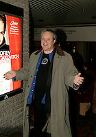 January 20 2005, Montreal (Quebec) CANADA<br /> Claude Chamberland, President of the New Cinema Festival - Festival du Nouveau Cinema, arrive at the 2005 Jutras Gala in Montreal.<br /> Chmberland is involved in a controversy over the creation of another Cinema Festival by Spectra in that would comptete with its own and also with the World Film Festival, founded by Serge Losique.<br /> Photo (c) 2005P Roussel / Images Distribution