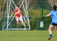 LGFA Div 1 Cork v Dublin, CIT 12th April 2015; www.AnoisPhotography.com